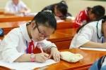 Công bố điểm chuẩn vào lớp 6 chương trình song bằng năm 2018 ở Hà Nội