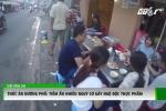 Xâm nhập 'hậu trường' tiềm ẩn nguy cơ ngộ độc thực phẩm ở các quán ăn vỉa hè