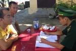 Phạt 2 người Trung Quốc xâm nhập trái phép biên giới Việt Nam