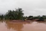 CẬP NHẬT diễn biến mới nhất thảm họa vỡ đập thủy điện ở Lào