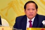 Sắp miễn nhiệm chức Bộ trưởng TT&TT với ông Trương Minh Tuấn