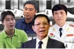 Infographic: Toàn cảnh đường dây đánh bạc nghìn tỷ đồng liên quan cựu Trung tướng Phan Văn Vĩnh