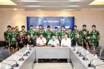 Hai ngày trước chốt danh sách dự ASIAD, Olympic Thái Lan chỉ có 16 cầu thủ