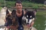 Ông chủ phòng tập Gym bỏ chục triệu đồng mỗi tháng cứu trợ chó mèo