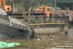 Tài xế vượt đèn đỏ gây tai nạn khiến xe tải lao xuống kênh, 1 người thiệt mạng