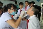 Khám sức khỏe sau vụ cháy Rạng Đông: Học sinh bị chảy máu cam được đề nghị chuyển viện