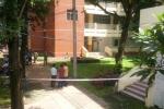 Nam sinh chết trong khuôn viên ĐH Sư phạm Kỹ thuật TP.HCM