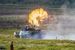 Uy lực của xe tăng song hành cùng kíp tăng Việt Nam trong hành trình làm nên kỳ tích ở Tank Biathlon