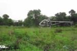 Chiếc trực thăng tự chế thứ hai của ông Bùi Hiển cất cánh