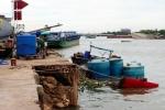 26 tấn hoá chất chìm xuống sông Đồng Nai không bị rò rỉ