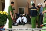 Đà Nẵng: Đấu dây điện thoại, bị lửa thiêu xém người