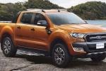 Mẫu 'vua bán tải' Ranger khuấy động thị trường cuối năm, doanh số của Ford vẫn đi xuống