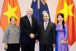 Quan hệ đối tác chiến lược Việt Nam - Australia ngày càng sâu sắc và bền chặt