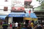 Cháy dữ dội ở cửa hàng bánh cuốn, 3 người nhập viện