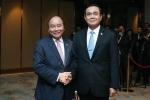 Việt Nam-Thái Lan tiếp tục phát huy quan hệ đối tác chiến lược trên mọi lĩnh vực