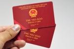 Từ 15/1/2018, không được dùng thẻ đảng viên, thẻ nhà báo, bằng lái xe làm thủ tục lên máy bay