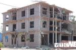 Hải Phòng sẽ xử lý nghiêm những kẻ chiếm đất xây nhà trên đất quốc phòng