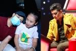 Trực tiếp liveshow 4 Giọng hát Việt nhí: Noo Phước Thịnh mệt mỏi dựa vào học trò