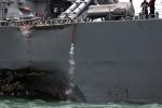 Chuyên gia Nga: Tin tặc Trung Quốc làm chiến hạm Mỹ đâm tàu chở dầu