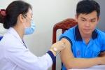 2.300 y bác sĩ Bệnh viện Chợ Rẫy chích ngừa cúm A/H1N1