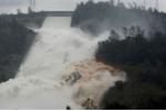 Thực hư thông tin vỡ đập hồ Núi Cốc ở Thái Nguyên