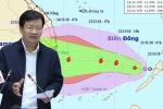 Bão số 9 giật cấp 11-12  sẽ cập bờ Khánh Hòa và Bình Thuận