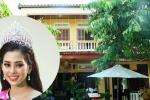 Cận cảnh ngôi nhà trên phố cổ Hội An của gia đình tân Hoa hậu Trần Tiểu Vy