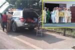 Khởi tố kẻ lái xe máy tông chết Trung tá CSGT trên cao tốc