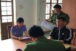 Bắt nguyên đại úy công an tỉnh Đắk Lắk nhận tiền 'chạy' việc