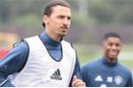 Zlatan Ibrahimovic: Vui hưởng cuộc sống với Manchester United