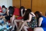 Triệt phá 'động' mại dâm lớn tại Thái Bình