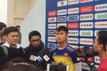 Tân binh U23 Việt Nam: 'Indonesia, Thái Lan đều là đối thủ đáng ngại'