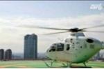 Cận cảnh sân bay trực thăng trên nóc bệnh viện Bạch Mai