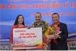 Vietjet tặng 1 năm bay miễn phí cho hành khách đặc biệt của sân bay Tân Sơn Nhất