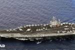 Nhóm tàu sân bay của Mỹ tuần tra Biển Đông