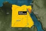 Video: Máy bay Nga rơi ở Ai Cập, không ai sống sót