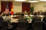 Việt Nam và Hoa Kỳ cùng kêu gọi hòa bình ở Biển Đông