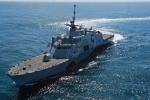 Chiến hạm Mỹ đến Trường Sa: Trung Quốc kêu gọi 'giao thiệp ngoại giao'