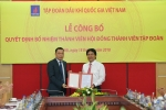 Bổ nhiệm ông Nguyễn Hùng Dũng giữ chức vụ Thành viên HĐTV PVN