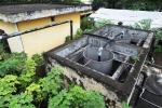 Trạm xử lý nước thải tiền tỷ bỏ hoang 10 năm tại Hà Nội