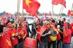 Trực tiếp: Không khí xem trận chung kết U23 Việt Nam - U23 Uzbekistan trên cả nước