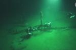 Bí ẩn xác tàu đắm hơn 2.400 năm vẫn nguyên vẹn dưới đáy Biển Đen