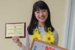 Nữ sinh xinh đẹp 'chém' 7 ngoại ngữ đỗ 2 trường 'top' tại Hà Nội