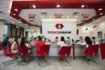 Techcombank - Khong phu thuoc tin dung, loi nhuan van tang ky luc hinh anh 1