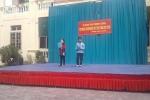 Clip: Học sinh tiểu học ở Hà Tĩnh nói tiếng Anh như gió khiến dân mạng thán phục