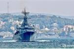 Nga đang triển khai hạm đội tàu chiến mạnh nhất ngoài khơi Syria