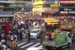 Hàng ngàn người chen lấn, náo loạn bắt pokemon hiếm ở Đài Loan