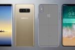iPhone X và Samsung Galaxy Note 8: Sản phẩm nào đáng mua?