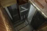 Ảnh: Bên trong căn hầm trú ẩn của trùm ma túy Lóng Luông