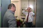 Ảnh: Cuộc hội ngộ thú vị của Tổng thống Putin và sếp tình báo